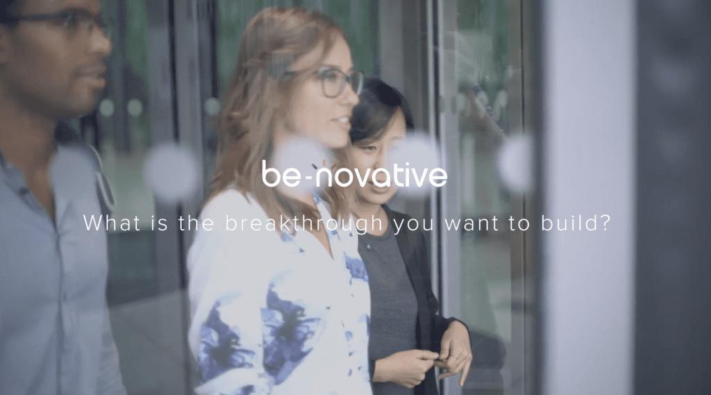 Be-Innovative startup300
