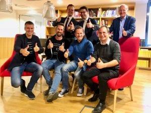 startup300 AG übernimmt CONDA AG