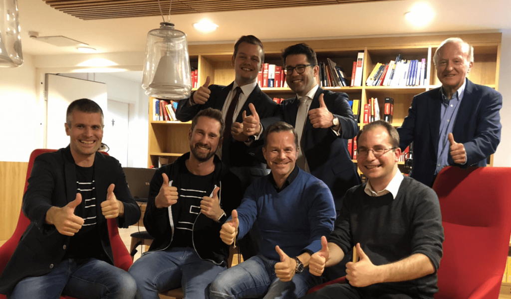 startup300 AG hält nun 87% der CONDA AG