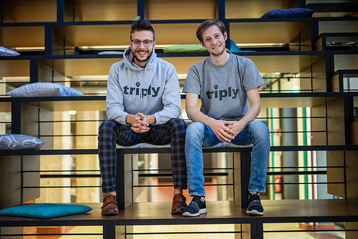Linzer Mobility-Startup triply sichert sich Millionen-Investment von Business Angels und FFG