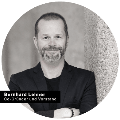 Bernhard Lehner, Co-Gründer und Vorstand startup300 AG