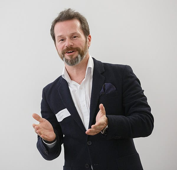 Bernhard Lehner, Co-Gründer und Vorstand