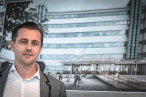 Chris Müller Tabakfabrik Linz