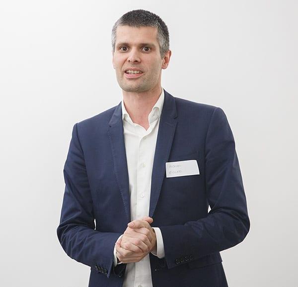 Michael Eisler, Co-Gründer und Vorstand