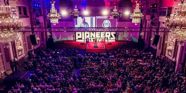 pioneers festival eröffnung